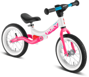 Rowerek biegowy PUKY LR Ride Splash pink