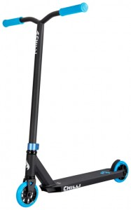 HULAJNOGA WYCZYNOWA CHILLI PRO SCOOTER BASE BLACK/BLUE