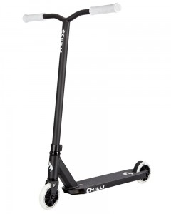 HULAJNOGA WYCZYNOWA CHILLI PRO SCOOTER BASE BLACK/WHITE