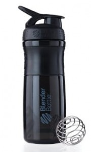 Shaker do odżywek Blender Bottle SportMixer 830ml Black