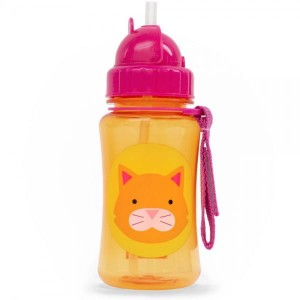 SKIP HOP BIDON ZOO 350 ml KOT