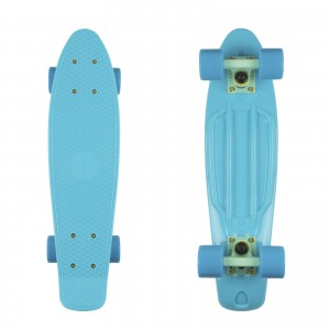 Deskorolka FISH SKATEBOARDS Summer Blue/Blue