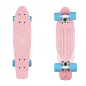 Deskorolka FISH SKATEBOARDS Summer Pink/Blue