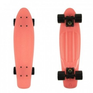 Deskorolka FISH SKATEBOARDS Glow Pink/Black/Black